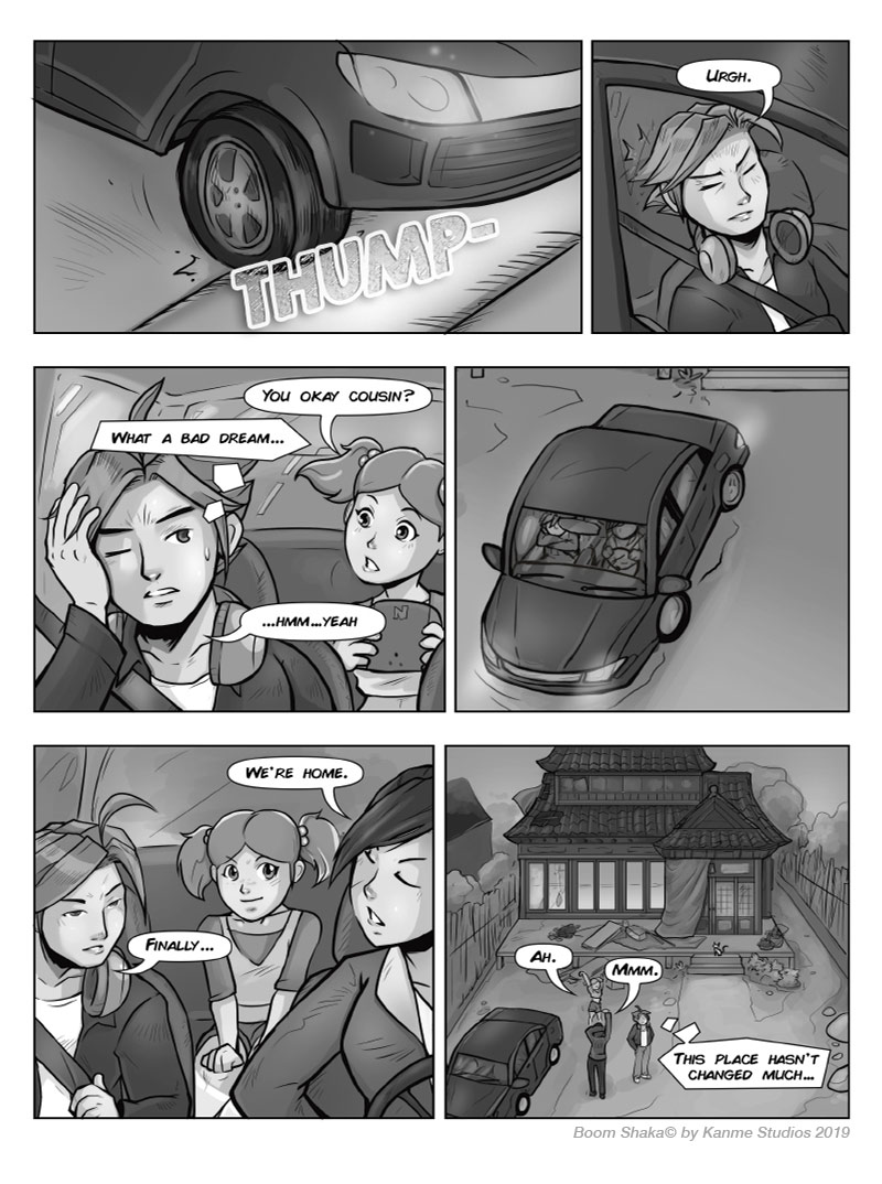Boom Shaka: Chapter 1, Page 12
