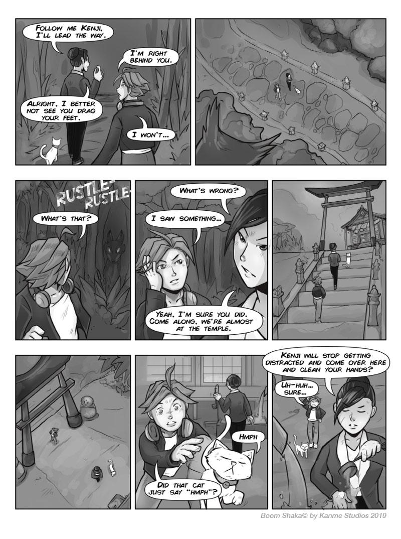 Boom Shaka: Chapter 1, Page 14