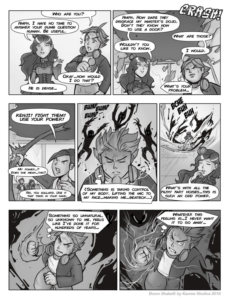 Boom Shaka: Chapter 1, Page 20