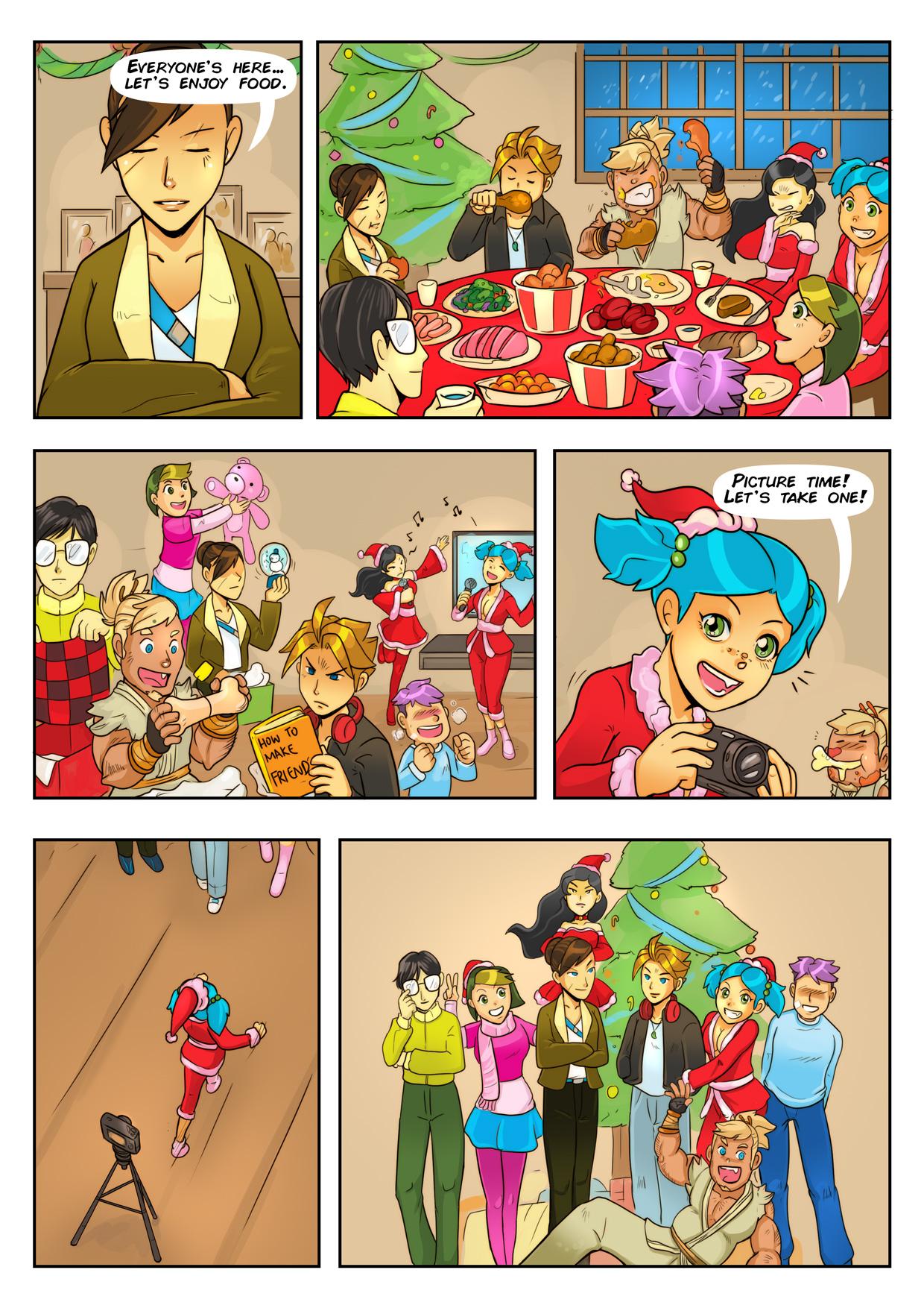 Boom Shaka Holiday Special Pg 3