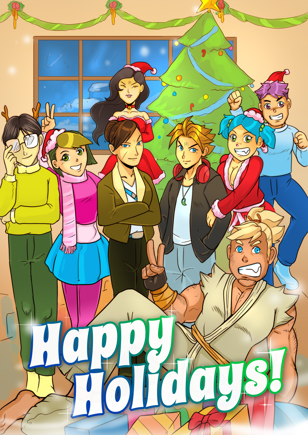 Boom Shaka Holiday Special Pg 4